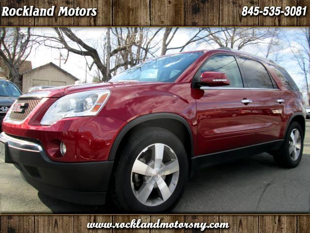 2010 GMC Acadia DISCLAIMER WE MAKE EVERY EFFORT TO PRESENT INFORMATION THAT IS ACCURATE HOWEVER IT