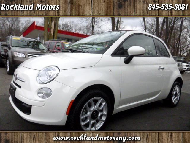 2013 Fiat 500 DISCLAIMER We make every effort to present information that is accurate However it i