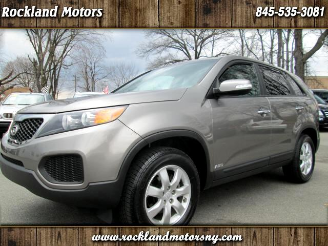 2011 Kia Sorento DISCLAIMER WE MAKE EVERY EFFORT TO PRESENT INFORMATION THAT IS ACCURATE HOWEVER I