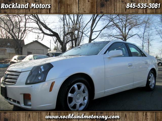 2003 Cadillac CTS DISCLAIMER WE MAKE EVERY EFFORT TO PRESENT INFORMATION THAT IS ACCURATE HOWEVER 