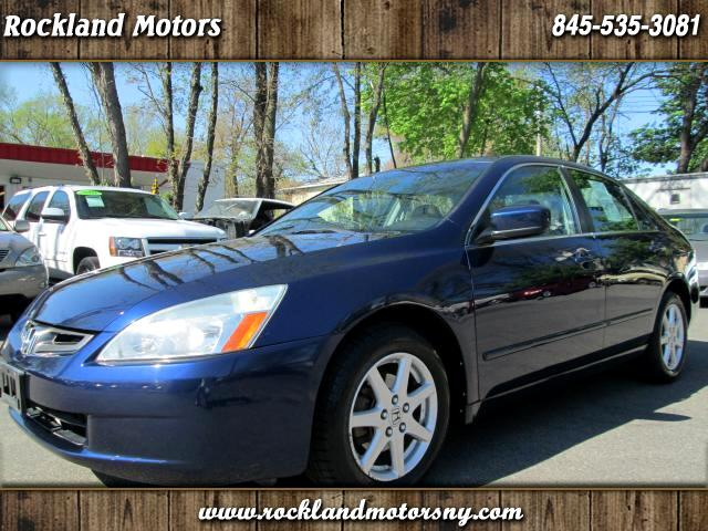 2003 Honda Accord DISCLAIMER WE MAKE EVERY EFFORT TO PRESENT INFORMATION THAT IS ACCURATE HOWEVER 