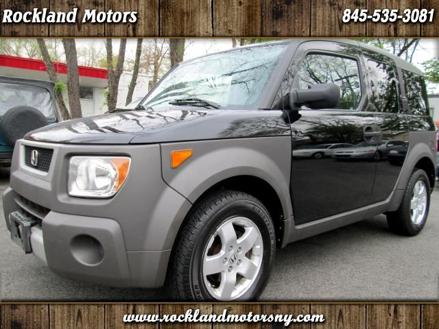 2004 Honda Element DISCLAIMER WE MAKE EVERY EFFORT TO PRESENT INFORMATION THAT IS ACCURATE HOWEVER