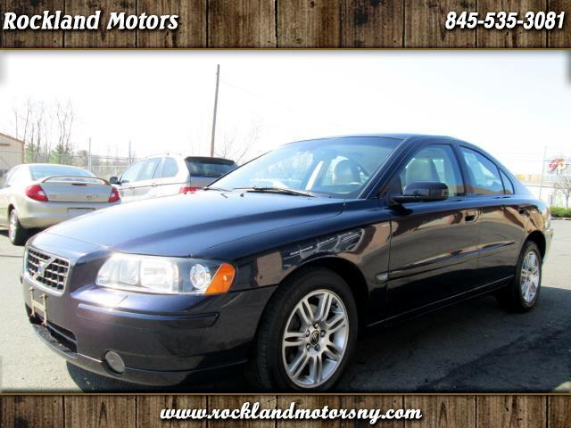 2006 Volvo S60 DISCLAIMER WE MAKE EVERY EFFORT TO PRESENT INFORMATION THAT IS ACCURATE HOWEVER IT 