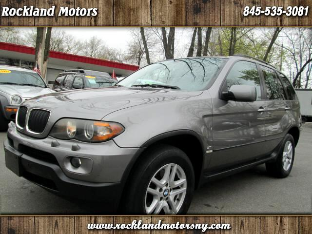 2006 BMW X5 DISCLAIMER WE MAKE EVERY EFFORT TO PRESENT INFORMATION THAT IS ACCURATE HOWEVER IT IS