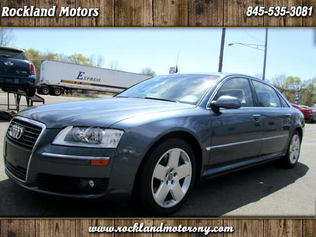 2007 Audi A8 DISCLAIMER WE MAKE EVERY EFFORT TO PRESENT INFORMATION THAT IS ACCURATE HOWEVER IT IS