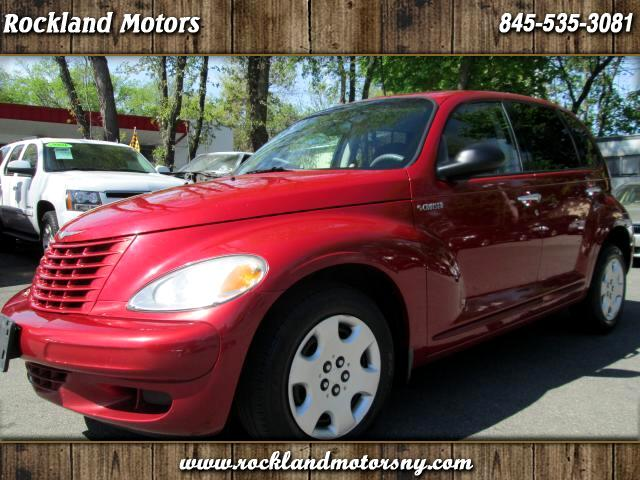 2005 Chrysler PT Cruiser DISCLAIMER WE MAKE EVERY EFFORT TO PRESENT INFORMATION THAT IS ACCURATE H
