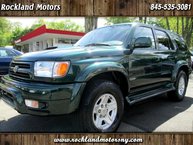 2000 Toyota 4Runner DISCLAIMER WE MAKE EVERY EFFORT TO PRESENT INFORMATION THAT IS ACCURATE HOWEVE