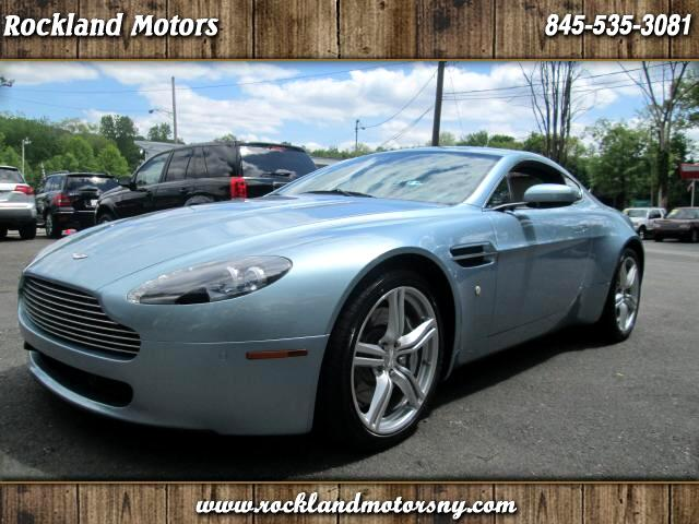 2009 Aston Martin V8 Vantage DISCLAIMER WE MAKE EVERY EFFORT TO PRESENT INFORMATION THAT IS ACCURAT
