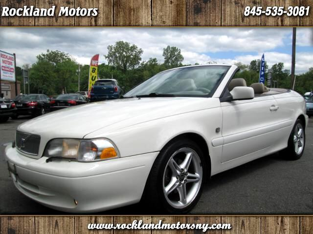 2001 Volvo C70 DISCLAIMER WE MAKE EVERY EFFORT TO PRESENT INFORMATION THAT IS ACCURATE HOWEVER IT