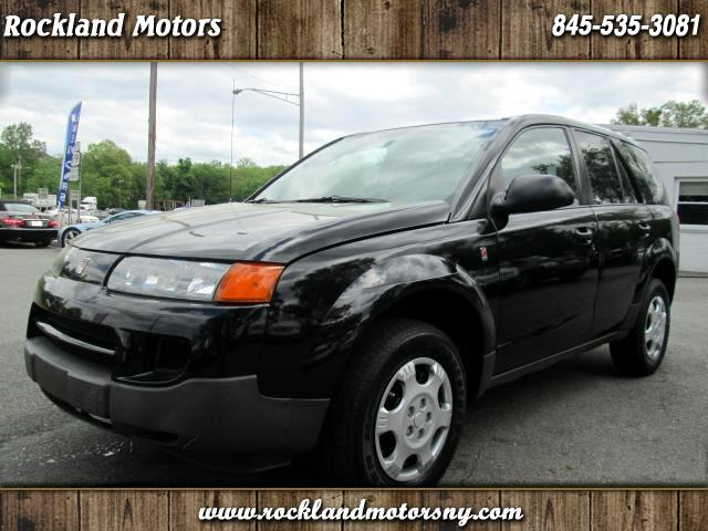 2004 Saturn VUE DISCLAIMER WE MAKE EVERY EFFORT TO PRESENT INFORMATION THAT IS ACCURATE HOWEVER IT