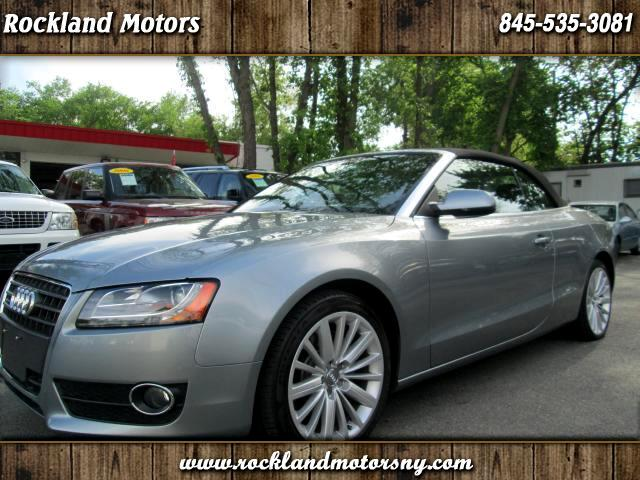 2011 Audi A5 DISCLAIMER WE MAKE EVERY EFFORT TO PRESENT INFORMATION THAT IS ACCURATE HOWEVER IT IS