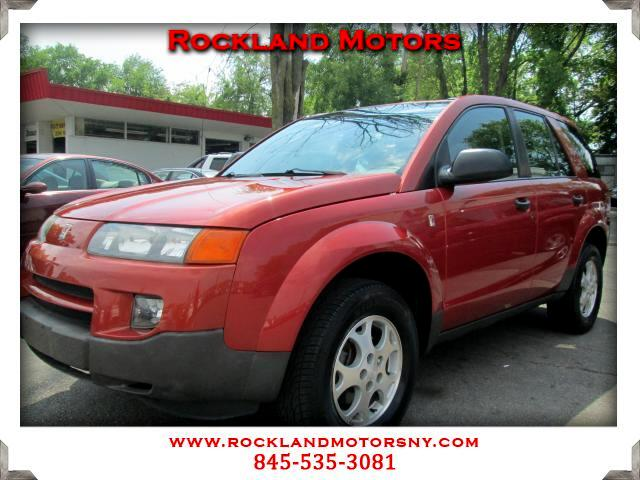 2003 Saturn VUE DISCLAIMER We make every effort to present information that is accurate However it