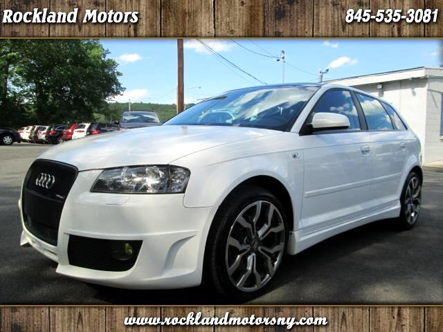 2007 Audi A3 DISCLAIMER WE MAKE EVERY EFFORT TO PRESENT INFORMATION THAT IS ACCURATE HOWEVER IT IS