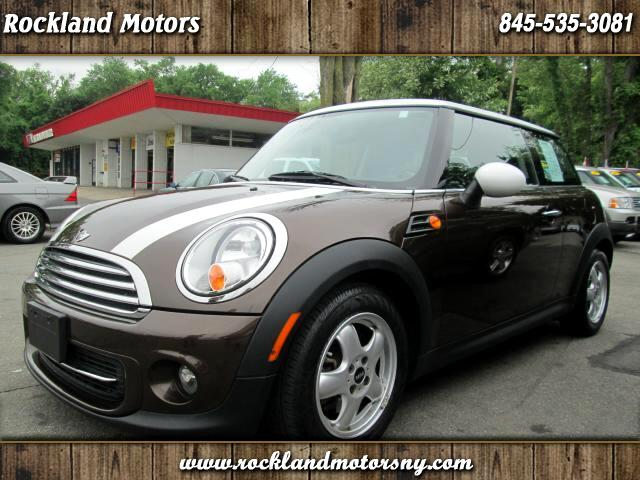 2011 MINI Cooper DISCLAIMER We make every effort to present information that is accurate However i
