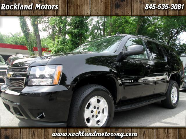 2009 Chevrolet Tahoe CLEAN CARFAX 2 OWNER VEHICLE DISCLAIMER We make every effort to present in
