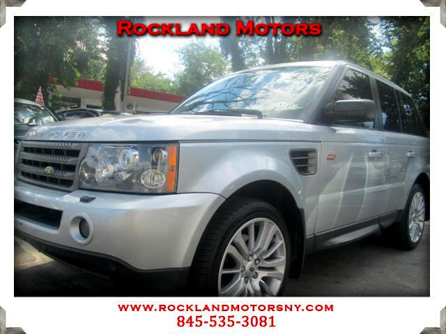 2007 Land Rover Range Rover Sport DISCLAIMER We make every effort to present information that is ac