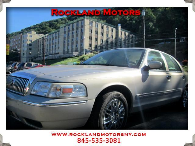 2007 Mercury Grand Marquis DISCLAIMER We make every effort to present information that is accurate