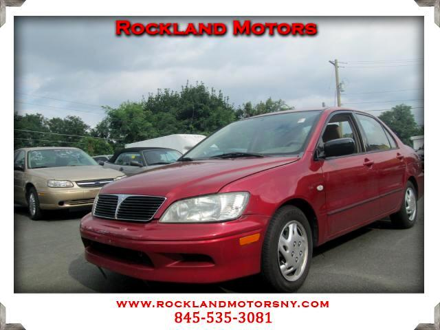 2002 Mitsubishi Lancer DISCLAIMER We make every effort to present information that is accurate How