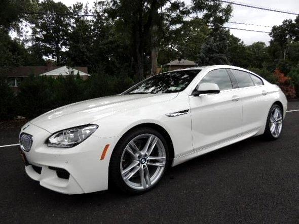 2013 BMW 6-Series  1 OWNER CLEAN CARFAX  DISCLAIMER We make every effort to present informati