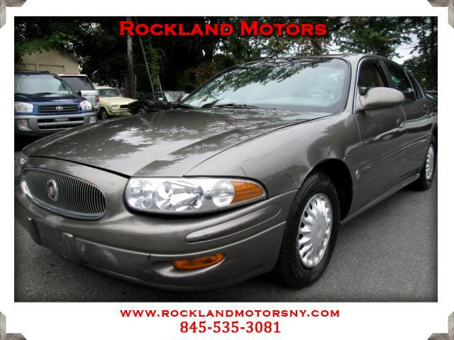 2001 Buick LeSabre DISCLAIMER We make every effort to present information that is accurate However