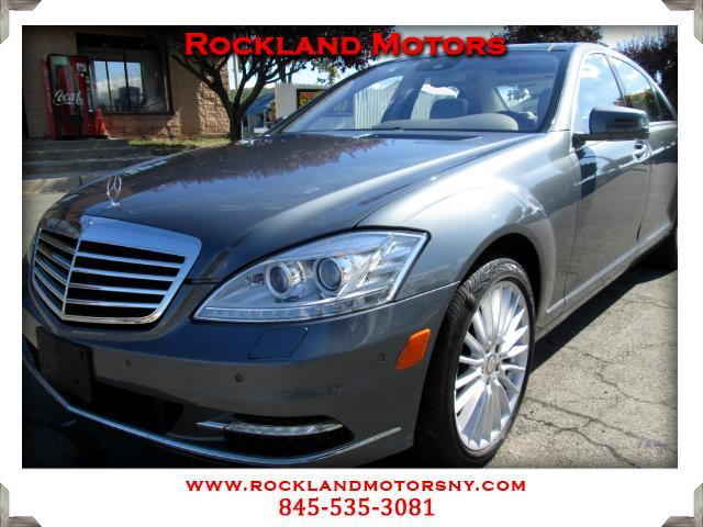 2010 Mercedes S-Class  1 OWNER CLEAN CARFAX  DISCLAIMER We make every effort to present infor