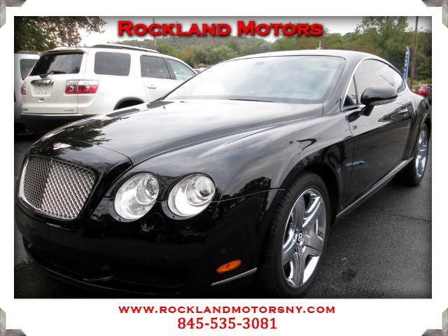 2006 Bentley Continental GT  CLEAN CARFAX  DISCLAIMER We make every effort to present informa