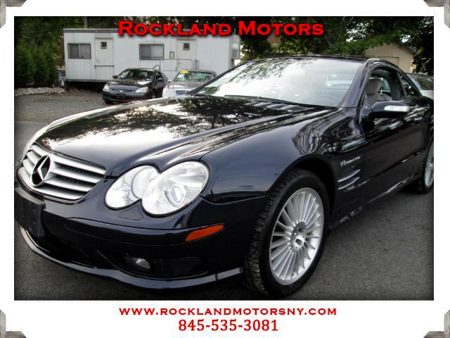 2006 Mercedes SL-Class  1 OWNER CLEAN CARFAX  DISCLAIMER We make every effort to present info