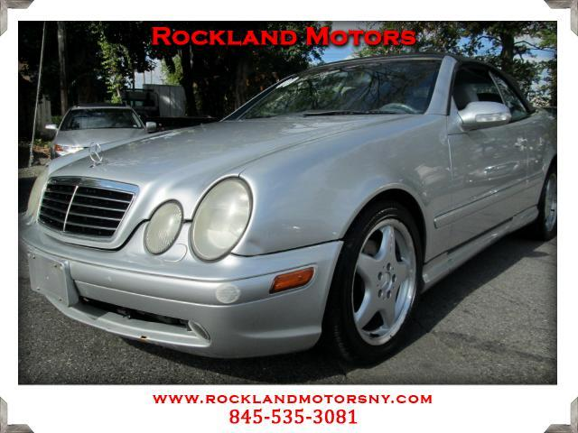 2000 Mercedes CLK-Class DISCLAIMER We make every effort to present information that is accurate Ho