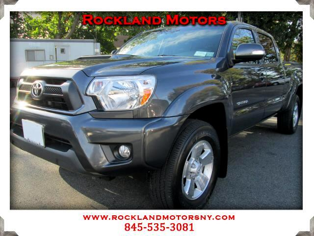 2012 Toyota Tacoma DISCLAIMER We make every effort to present information that is accurate However