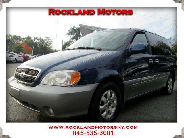 2004 Kia Sedona DISCLAIMER We make every effort to present information that is accurate However it