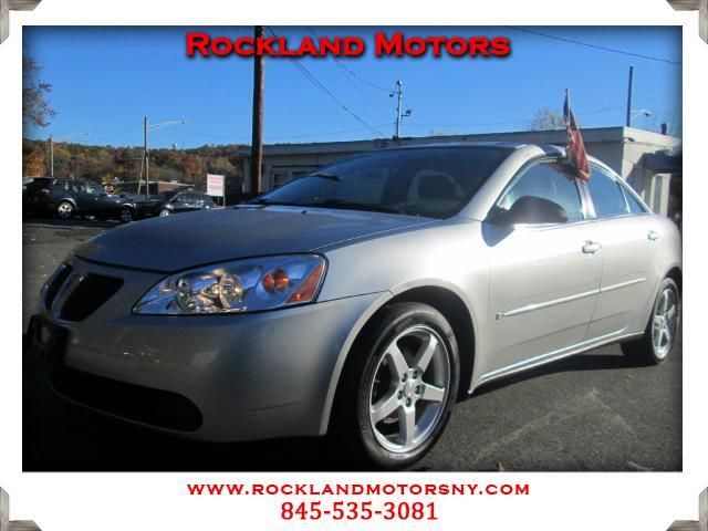 2007 Pontiac G6 DISCLAIMER We make every effort to present information that is accurate However it