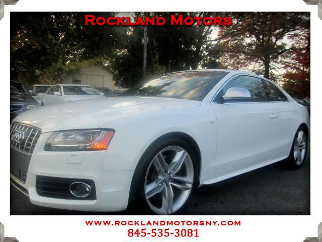2009 Audi S5 DISCLAIMER We make every effort to present information that is accurate However it is