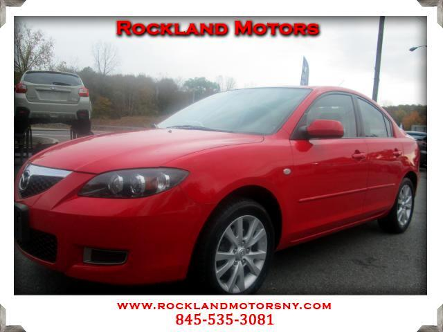 2007 Mazda MAZDA3 DISCLAIMER We make every effort to present information that is accurate However