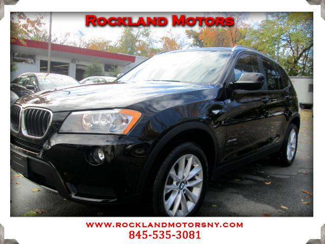 2013 BMW X3 DISCLAIMER We make every effort to present information that is accurate However it is