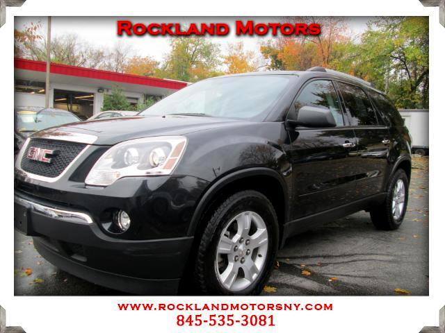 2011 GMC Acadia DISCLAIMER We make every effort to present information that is accurate However it