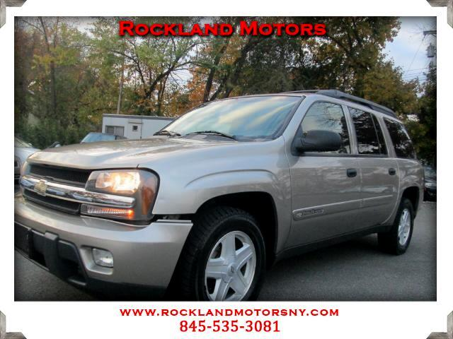 2003 Chevrolet TrailBlazer DISCLAIMER We make every effort to present information that is accurate
