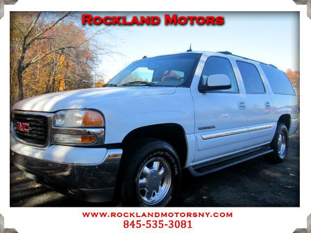 2003 GMC Yukon XL DISCLAIMER We make every effort to present information that is accurate However