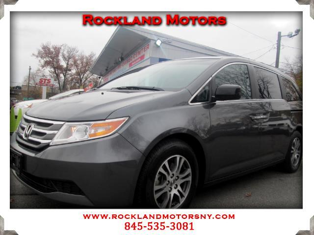 2011 Honda Odyssey DISCLAIMER We make every effort to present information that is accurate However