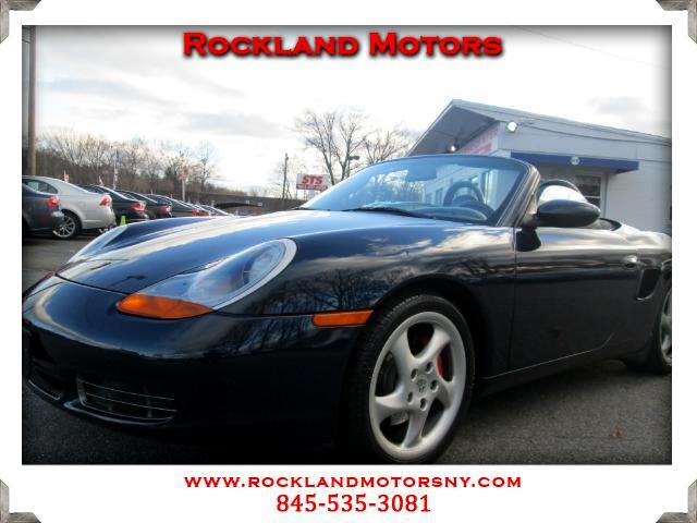 2000 Porsche Boxster DISCLAIMER We make every effort to present information that is accurate Howev