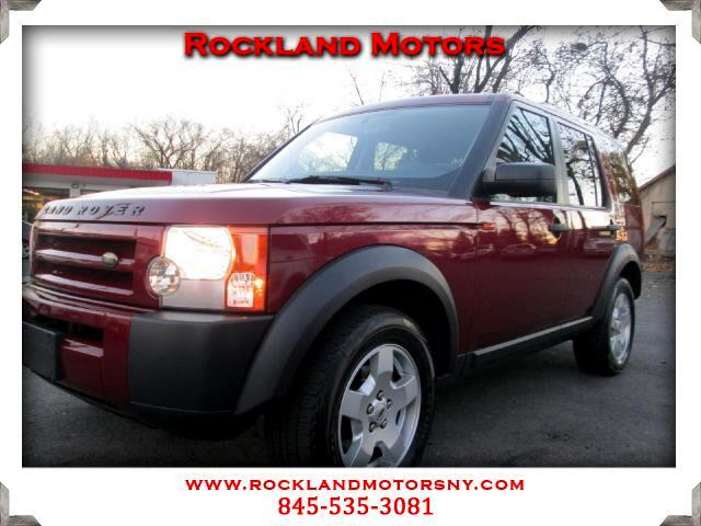2006 Land Rover LR3 DISCLAIMER We make every effort to present information that is accurate Howeve