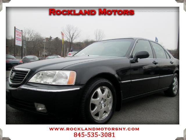 2002 Acura RL DISCLAIMER We make every effort to present information that is accurate However it i