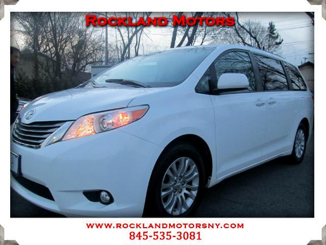 2011 Toyota Sienna DISCLAIMER We make every effort to present information that is accurate However