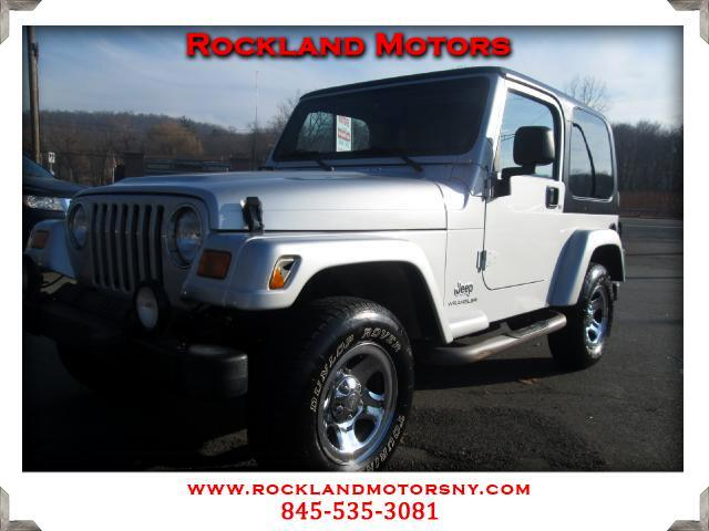 2003 Jeep Wrangler DISCLAIMER We make every effort to present information that is accurate However