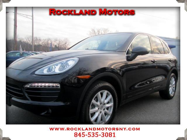 2011 Porsche Cayenne DISCLAIMER We make every effort to present information that is accurate Howev