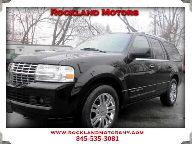 2007 Lincoln Navigator DISCLAIMER We make every effort to present information that is accurate How
