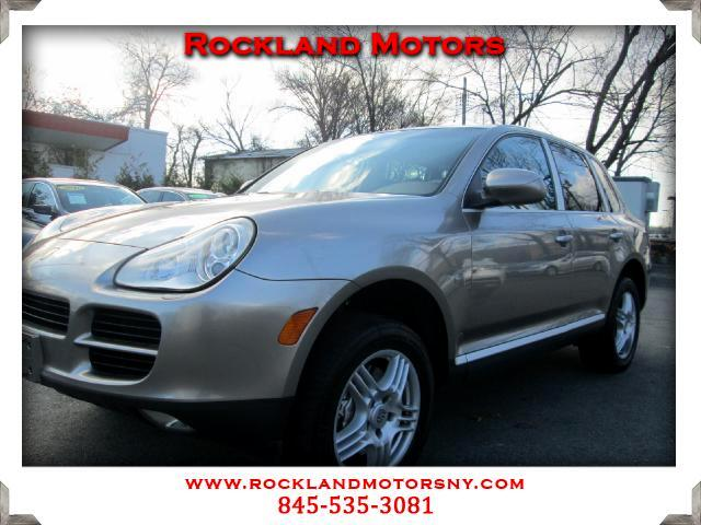 2003 Porsche Cayenne DISCLAIMER We make every effort to present information that is accurate Howev