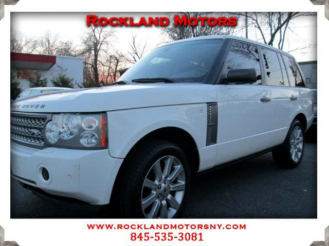 2006 Land Rover Range Rover DISCLAIMER We make every effort to present information that is accurate