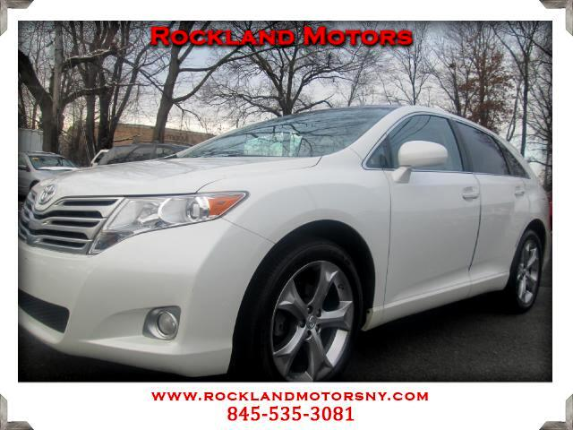 2010 Toyota Venza DISCLAIMER We make every effort to present information that is accurate However