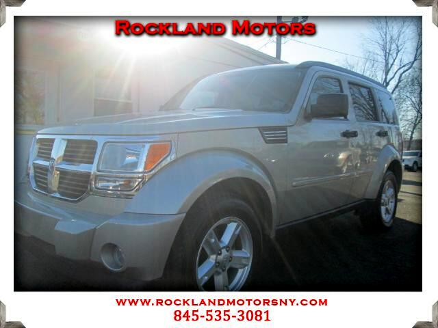 2008 Dodge Nitro DISCLAIMER We make every effort to present information that is accurate However i