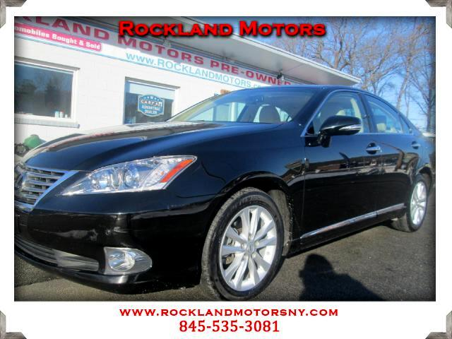 2011 Lexus ES 350 DISCLAIMER We make every effort to present information that is accurate However